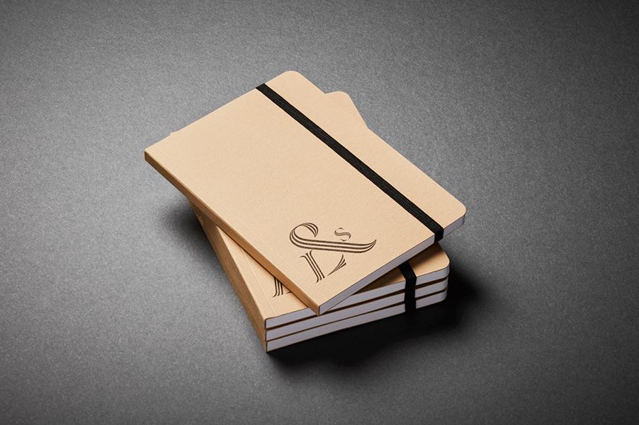 Notebooks style moleskine