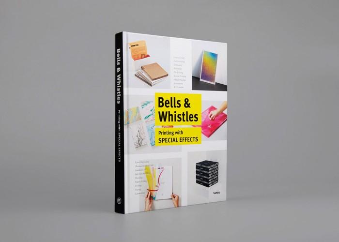 Portada libro Bells and Whistles con reseña de Papeles de cine