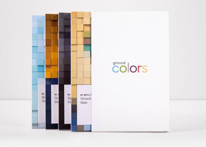 Gmund Color System Swatchbook