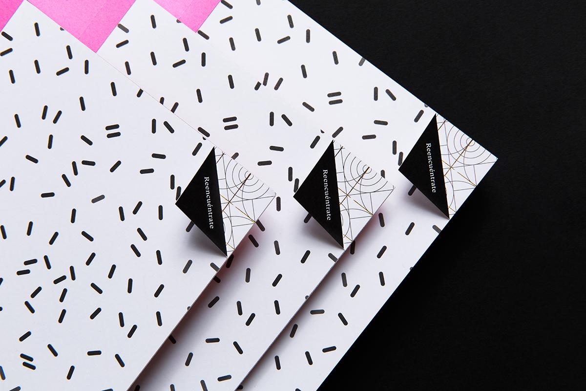 Páginas interiores impresas en offset con plegado del libro Antes de perder la esperanza