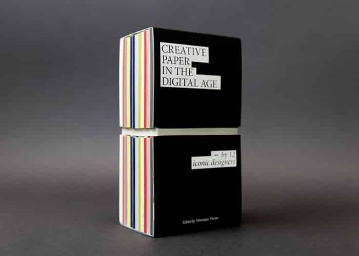 BO12 pieza con 12 cuadernos de artistas gráficos