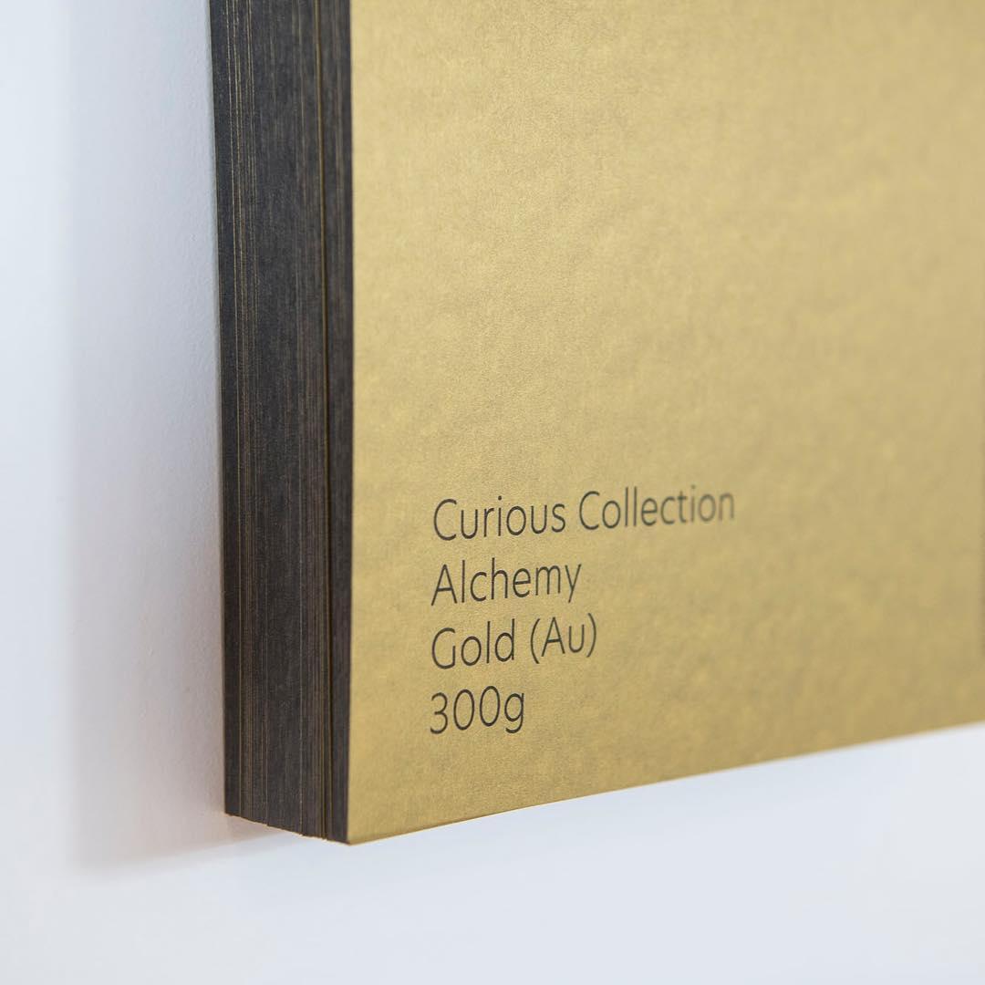 Curious Alchemy Gold
