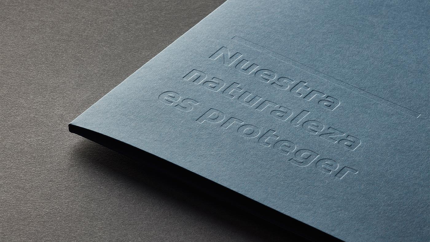 Detail of folder